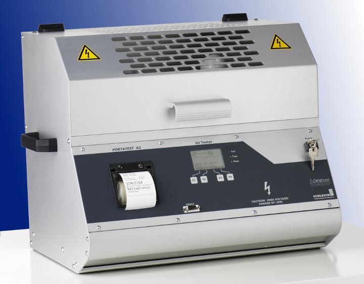 Portatest, Oiltester, HV-Tester, IEC60156, IEC 156